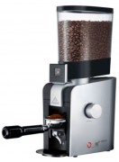 Moulin à café expresso - Capacité bac à grains : 600 g