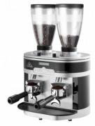 Moulin à café professionnel 2 x 750 g - Capacité bac à grains : 2 x 750 g