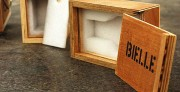 Mousse calage caisse bois - Sur mesure - pour produit fragile et volumineux