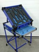 Mousse de calage outils sur mesure - Mousse rangement protection des outils