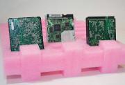 Mousse de calage pour emballage - Mousse polyuréthane