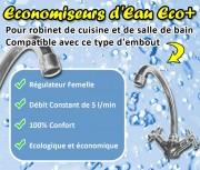 Mousseur Aérateur régulateur robinet - Male ou femelle - lot de 2 - 5 L/mn