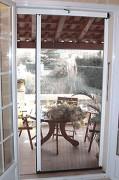 Moustiquaire porte fenêtre - Enroulable ou plissée