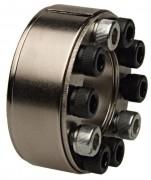 Moyeu expansible de serrage en acier - Couples maximum transmissibles de 255 à 68 000 Nm