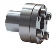 Moyeu expansible en inox - Couples maximum transmissibles de 22 à 910 Nm