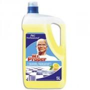 MR PROPRE Bidon de 5L Nettoyant multi usages fraîcheur citron - Mr Propre