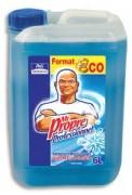 MR PROPRE Bidon de 6L Nettoyant multi usages fraîcheur hiver - Mr Propre