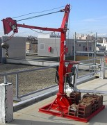 Multi grue mobile 250 kg - Version standard ou sur remorque