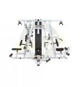 Multi-station de musculation - Dimension de l'appareil : L 338 x l 231 x h 211 cm