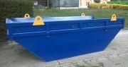 Multibennes de chantier - Capacité de 4 à 15 m³