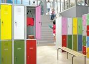 Multicases pour vestiaire monobloc - Nombre de casiers : 2 à 20