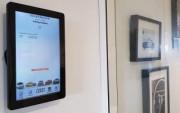 Mur écran digital - Combinaison d'écrans tactiles ultra HD multitouch facile à installer
