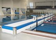 Mur mobile piscine