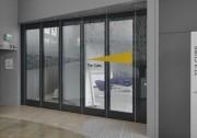 Mur mobile vitrée - Indice d'affaiblissement acoustique de 39, 41 ou 45 dB Rw.