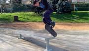 Mur pour skate parks