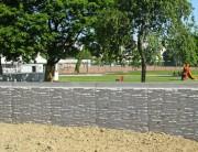 Murs de soutènement économiques - Longueur : 2.50 mètres