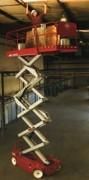 Nacelle à ciseaux électriques - 2647ES