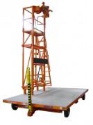Nacelle à monter manuelle - Nacelle pour opération de maintenance