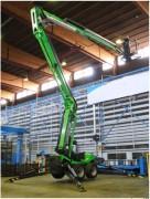 Nacelle araignée hydraulique - Hauteur de travail : 15,90 m