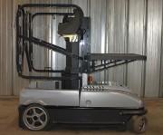Nacelle automotrice 1 personne - Capacité dans le panier : 159 kg (Totale 272 Kg)