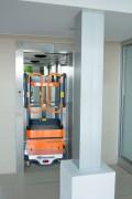 Nacelle automotrice 5 m ultra légère - Dimensions : 78 x 111 cm