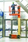 Nacelle automotrice hauteur 5.66 m - Hauteur de travail : 5,66 m