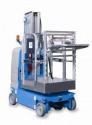 Nacelle automotrice verticale - Capacité de charge : jusqu'à 159 kg