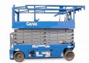 Nacelle ciseaux électrique - Capacité de charge : jusqu'à 680 kg