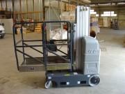 Nacelle compacte automotrice - Hauteur de travail :  De 6.67 m et 8 m