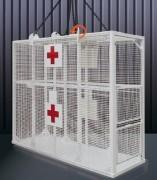 Nacelle de travail personne blessé - Capacité charge (Kg) : 960