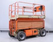 Nacelle élévatrice ciseau occasion 360 kg - Hauteur de levée 12190 mm