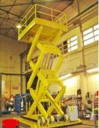 Nacelle elevatrice pour personnel - Charges : à partir de 200 Kg jusqu'à 35 Tonnes