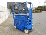 Nacelle ciseau batterie occasion compacte 227 kg - Hauteur de levée : 5800 mm