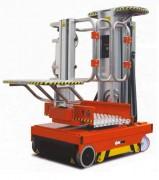 Nacelle pour picking électrique - Jusqu'à 6.5 m de hauteur