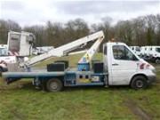 Nacelle sur camion 14 m