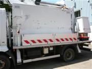 Nacelle sur camion poids lourds