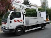Nacelle sur véhicule 3T5 (VL) 200 kg