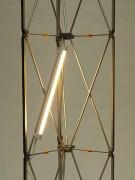 Néon clipsable pour stand parapluie - Pour le rétroéclairage des visuels