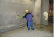 Nettoyage d'installations industrielles cabine de peinture - Industrie