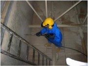 Nettoyage d'installations industrielles installation de cataphorèse - Industrie