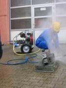 Nettoyage de pièces moulées en fonte - Industrie