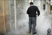 Nettoyage et entretien de façade - Retirer diverses salissures dues à la pollution, aux conditions climatiques