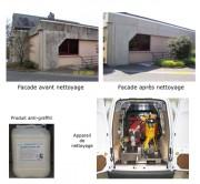 Nettoyage façades