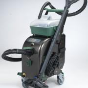 Nettoyage vapeur pour désinfection en hôtellerie et espaces collectifs - Puissance d'aspiration : 1200 Watts