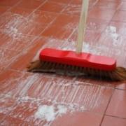 Nettoyant Spécial carrelage 1L - Solution nettoyante avant pose de peinture antidérapante
