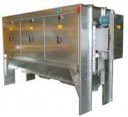 Nettoyeur à tambour pour céréales et grains - Nettoyeur-séparateur pour grains et céréales