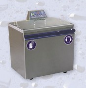 Nettoyeur à ultrason industriel - Dimensions des paniers  (L x L x P) 450x300x350 mm