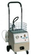 Nettoyeur à vapeur mobile 4500 Watt - Quantité de vapeur : 6,45 kg/h