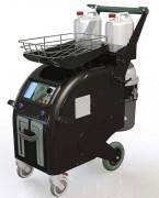 Nettoyeur à vapeur semi industriel - Nettoyeur vapeur électrique 9.0 kW - avec aspiration