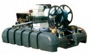 Nettoyeur haute pression autonome - Débit 15 l/m - Pression de 40 à 200 bars
